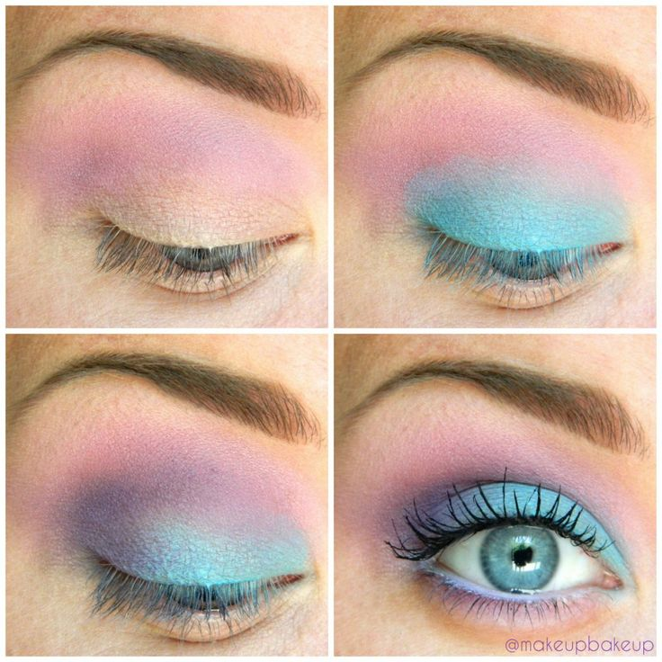 coastal scents palette tutorial