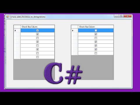 datagridview visual basic 2010 tutorial