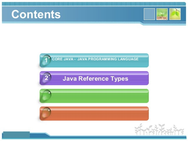 core java tutorial for experts