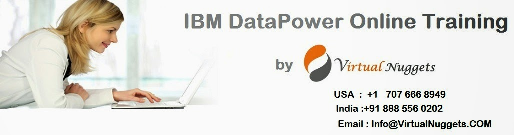 ibm datapower tutorial pdf