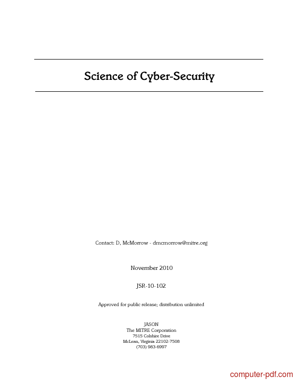 cyber security tutorial for beginners pdf