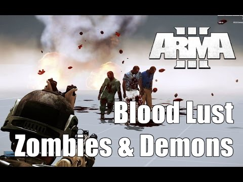 arma 3 zombies and demons tutorial