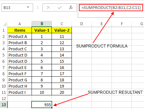 excel functions tutorial with examples