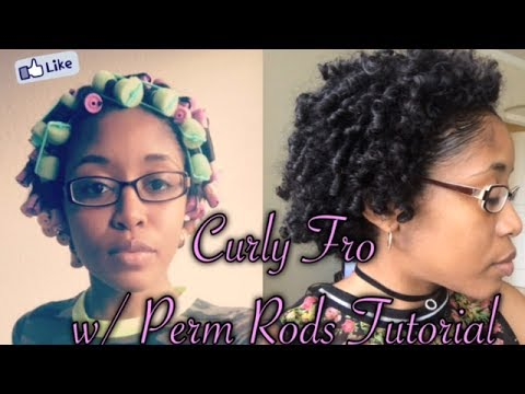 youtube natural curly hair tutorial