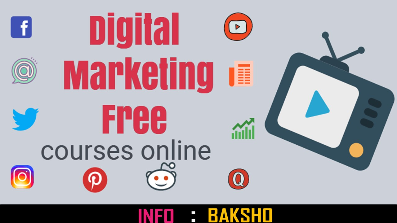 digital marketing online tutorial