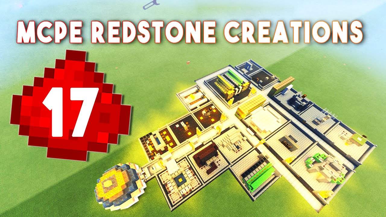 cool redstone creations tutorial
