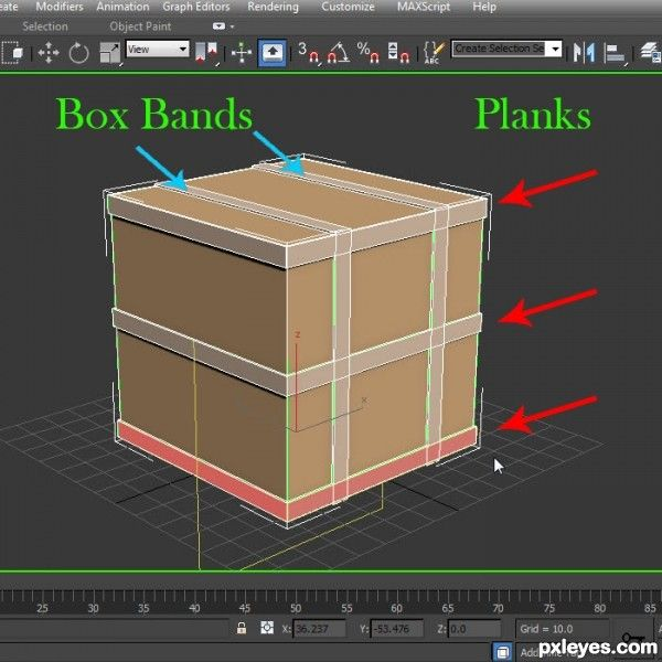 how to make a house in 3ds max tutorial