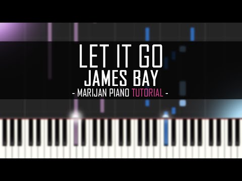 let it go piano tutorial
