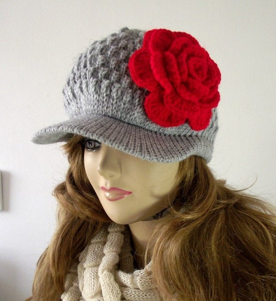 newsboy crochet hat tutorial