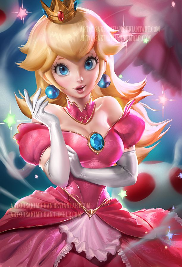 princess peach cosplay tutorial